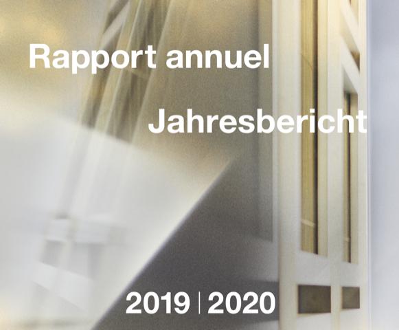 Rapport annuel 2019-2020 La Foncière
